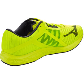 Mizuno Wave Sonic 2 Zapatillas running Mujer, safety yellow/black/white